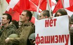 """Митингующие продолжат """"охоту"""" на посла Эстонии"""