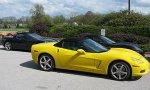 Chevrolet Corvette 2008 получит 6,2-литровый мотор