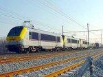 В Бельгии столкнулись пассажирские поезда