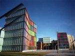 Кривой разноцветный музей получил архитектурную премию