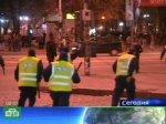 Спецслужбы подавляют волнения в городах Эстонии