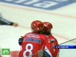 Россияне и финны показали первоклассный хоккей