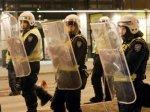 В Нарве задержаны около сотни демонстрантов