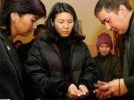 Дочь Акаева попала в больницу после допроса