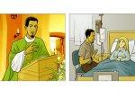 Британская церковь ищет священников с помощью комиксов манга