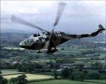Потерянный над Басрой английский вертолет был сбит ракетой