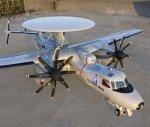 """В США построен новый палубный """"летающий радар"""""""