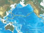 США и Азию соединит подводный оптоволоконный кабель