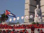 Фидель Кастро пропустил первомайскую демонстрацию