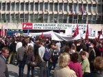 1 мая на улицах Ростова прошли митинги