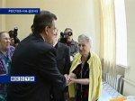 В Ростове отремонтировали больницу для ветеранов