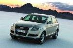 Получены первые шпионские фото Audi Q5 2008
