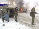 В Грозном на фугасе подорвались два милиционера