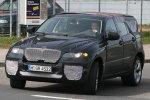 Первые шпионские фото BMW X6