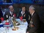 Для ветеранов Советского района устроили торжественный прием