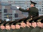 На Красной площади отрепетировали парад Победы