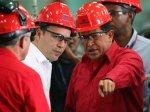 Чавес пригрозил национализировать сталь и банки