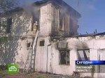 При пожаре в психбольнице под Ростовом погибли три человека