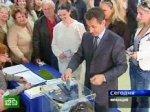 Галантный Саркози не намерен уступать даме