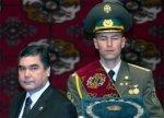 Бердымухаммедов дослужился до генерала армии