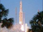 С космодрома Куру стартовала французская ракета Ariane 5