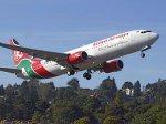 В Кении пропал с экранов радаров пассажирский Boeing 737