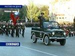 В Ростове состоялась репетиция Парада Победы