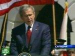 Приветственная речь Буша рассмешила Елизавету II