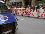 Верховный суд Испании снял с выборов несколько сотен басков