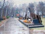Останки летчиков перезахоронили на кладбище в Химках