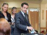 Саркози побеждает во втором туре выборов президента Франции