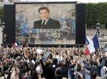 Первые официальные результаты выборов принесли победу Саркози