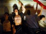 Противников Саркози разогнали слезоточивым газом
