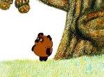Эстонский медведь взломал охранную систему пасеки