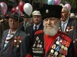 Около тысячи ветеранов Великой Отечественной открыли парад Победы в Ростове-на-Дону