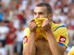 Сборная Украины сыграет с Францией без Андрея Шевченко