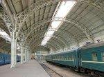 РЖД отменяет поезд Петербург-Таллин
