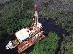 Итальянская ENI приостановила добычу нефти в Нигерии