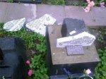 В Москве разрушен памятник фашистским коллаборационистам