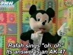 Брат Микки Мауса работает на телеканале ХАМАС