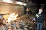 Мэр Таллина потребовал от правительства возмещения убытков за беспорядки