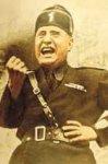 Бенито Муссолини. Биография.