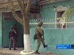 В Хасавюрте взяты штурмом три дома с террористами