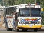 В Нигерии одновременно столкнулись три автобуса