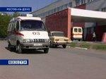 В Ростове-на-Дону из-за обрушившегося балкона пострадала женщина