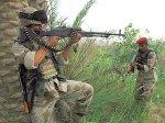 Четыре тысячи американцев ищут трех пропавших в Ираке солдат
