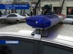 Ночью в Ростове-на-Дону водитель не справился с управлением и врезался в дерево