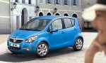 Компакт Opel Agila дебютирует во Франкфурт