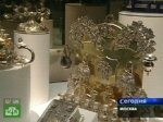В Москве открылась выставка изделий из золота