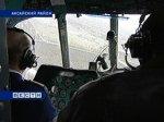 В Ростовской области для борьбы с браконьерами в небо был поднят милицейский вертолет